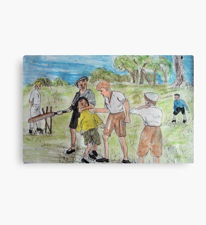 Childhood memories number 1 Canvas Print