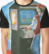 Awesome gamer Graphic T-Shirt