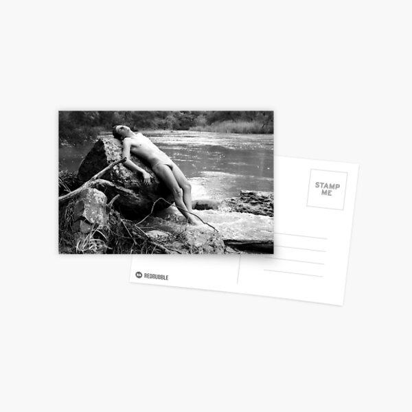 Recline Postcard