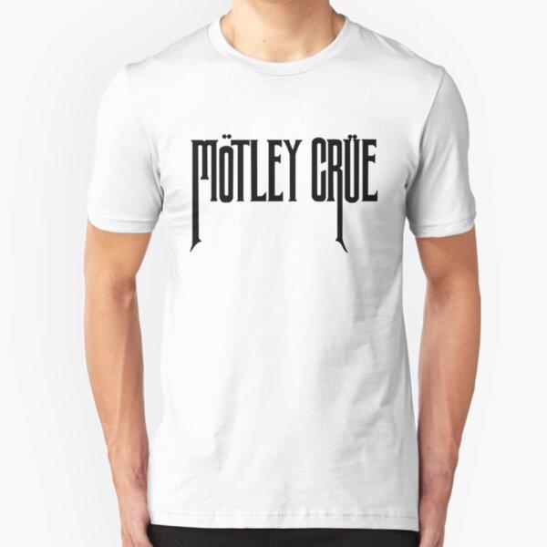 MOTLEY CRUE Slim Fit T-Shirt