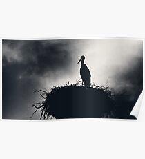 Lonely custodian II - Einsamer Wächter II Poster