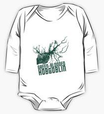 Green Blooded Hobgoblin Langärmeliger Einteiler