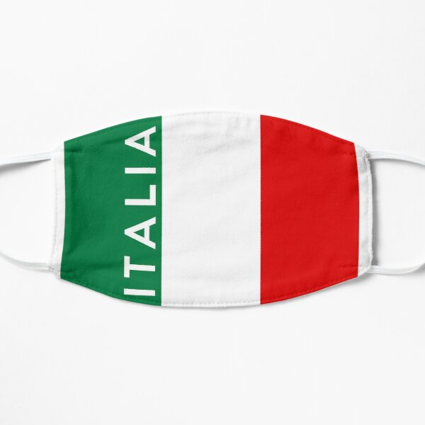 flag of italy Mask