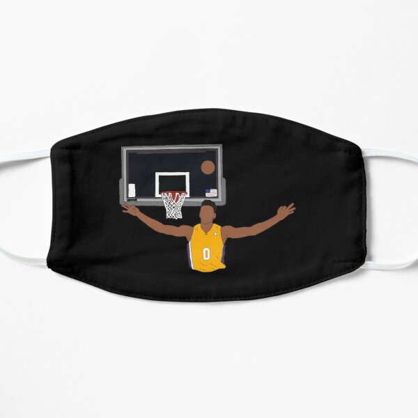 Nick Young Early Celebration Mask