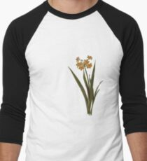 Wild Jonquil Men's Baseball ¾ T-Shirt
