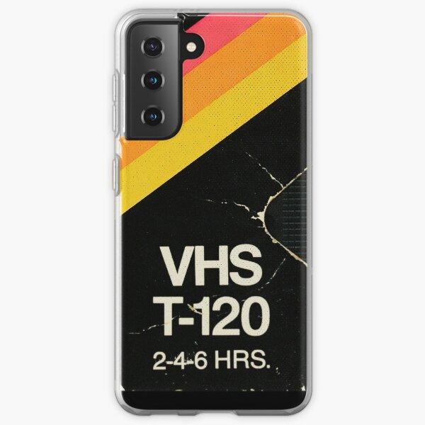 VHS Tape Grunge Samsung Galaxy Soft Case