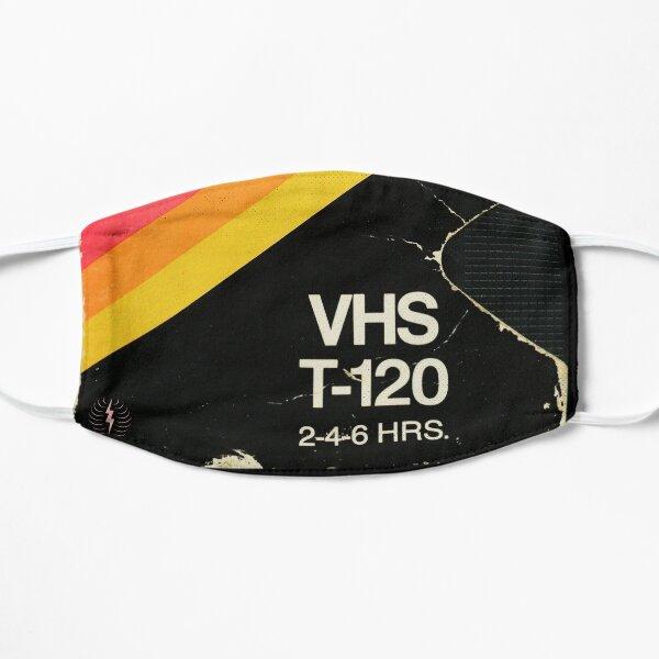 VHS Tape Grunge Mask
