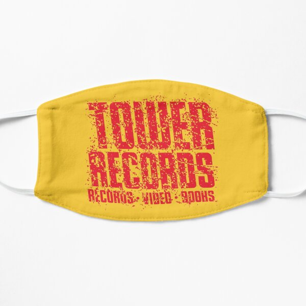 Tower Records Mask