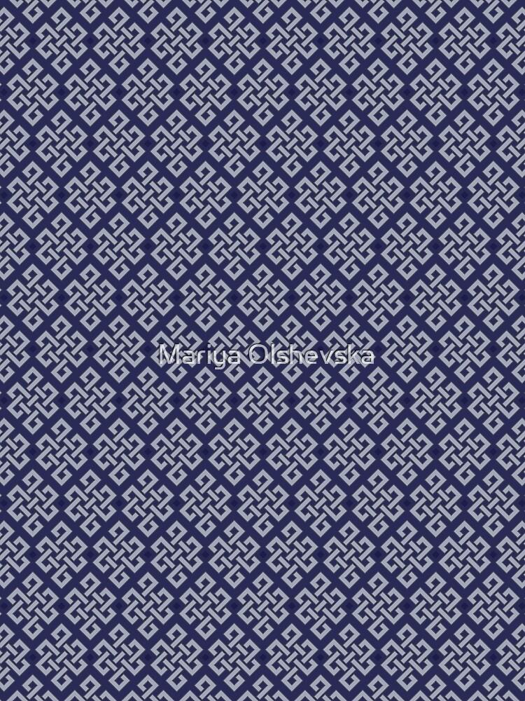 Blue Knots by OzureFlame