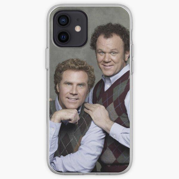 Demi frères Coque souple iPhone