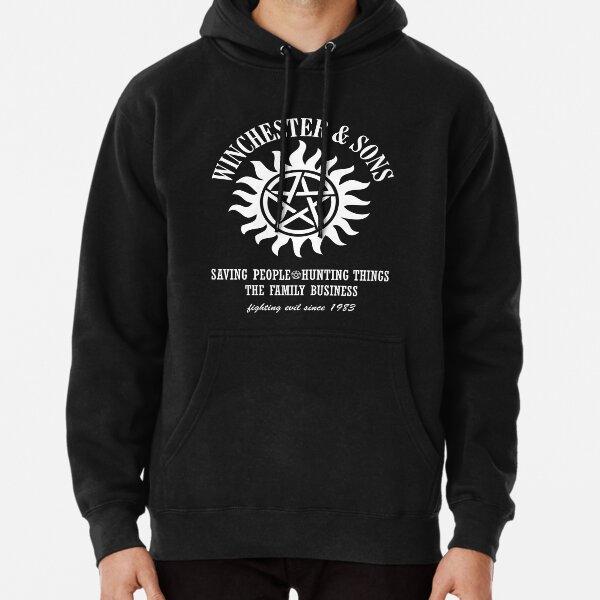 Supernatural Saving People Hunting Things Team Sam Winchester 83 Sweatshirt