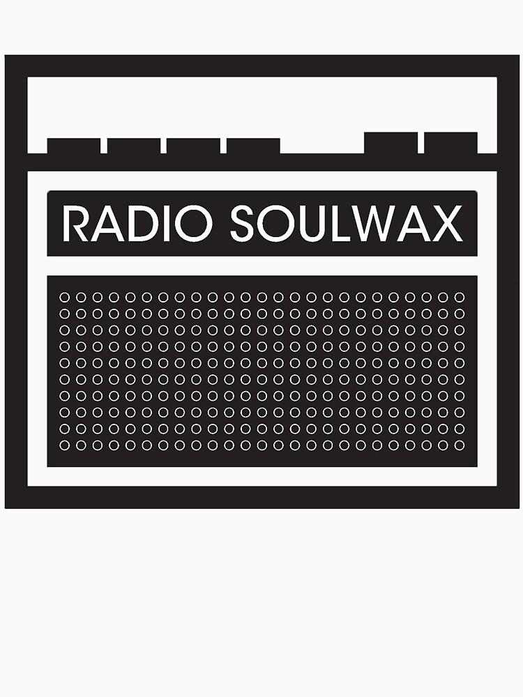 TShirtGifter presents: Radio Soulwax | Unisex T-Shirt