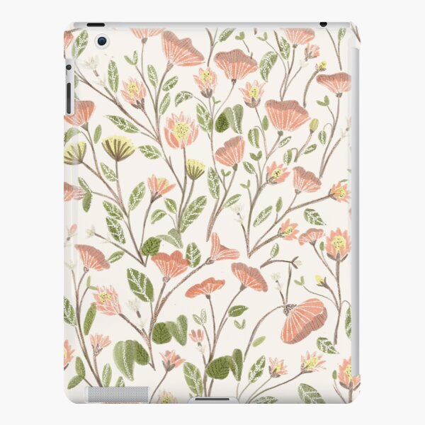 Spring Floral Pattern iPad Snap Case