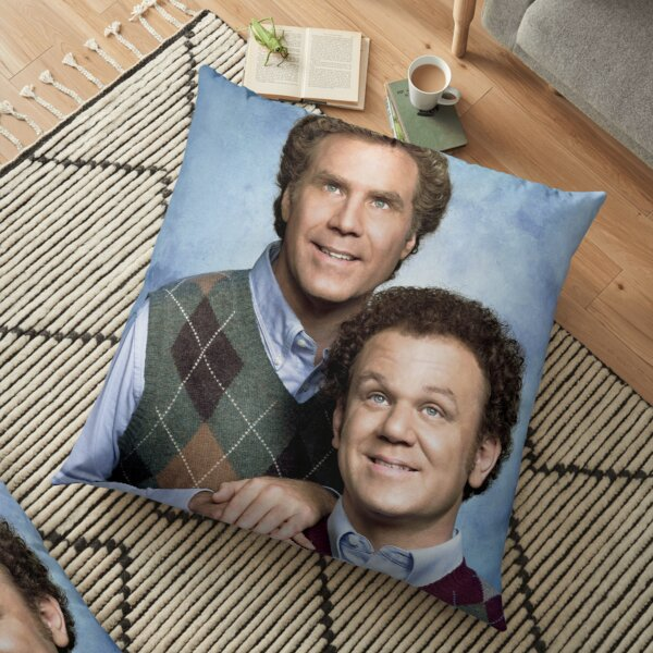 Step Brothers Floor Pillow