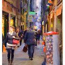 Alley Genoa two by oreundici