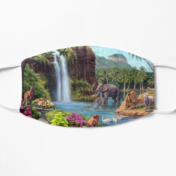 A Paradise Setting Flat Mask