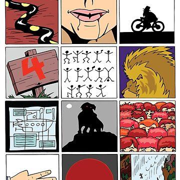 12 Cases of Sherlock Holmes by zhahadun