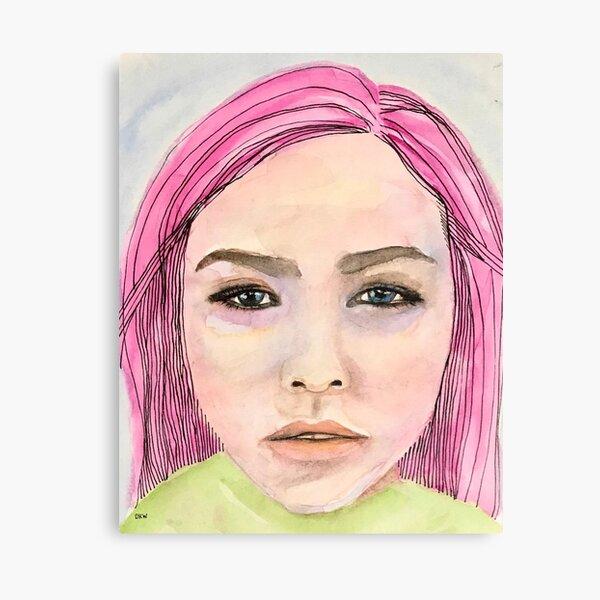 Gwen Canvas Print