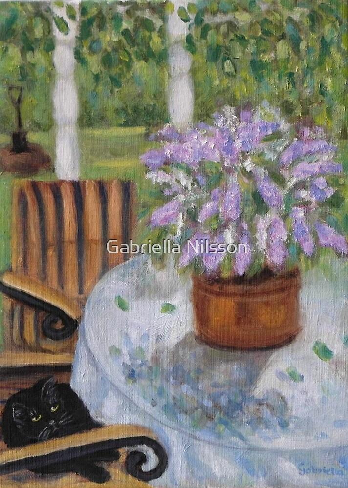 """Lilacs"" by Gabriella Nilsson"