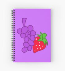 My little Pony - Berry Punch Cutie Mark V2 Spiral Notebook