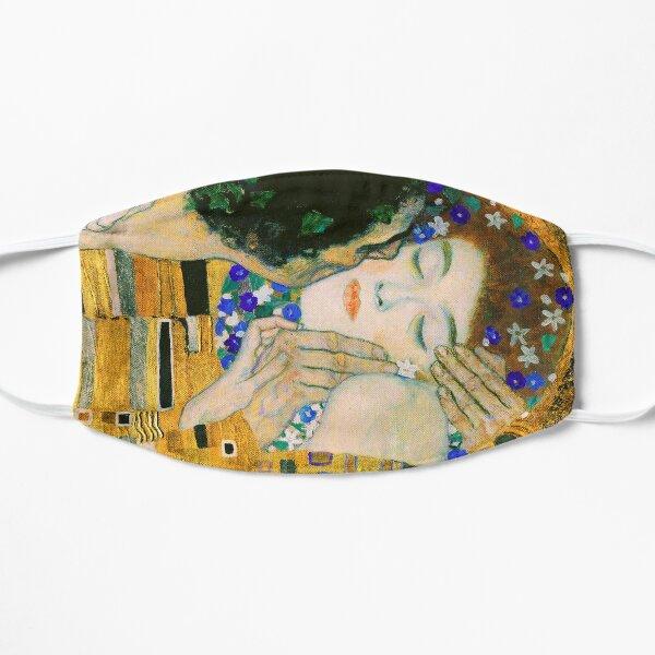 The Kiss by Gustav Klimt Mask
