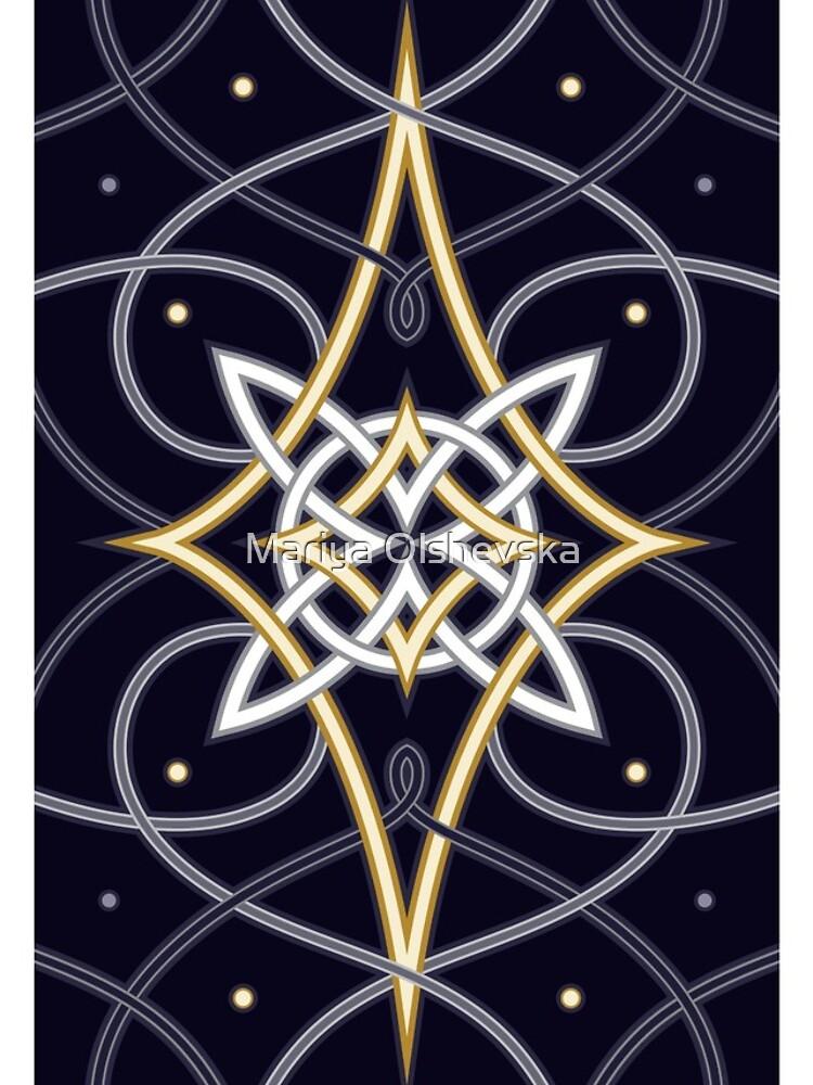 Ostara Tarot Card Design 3 by OzureFlame