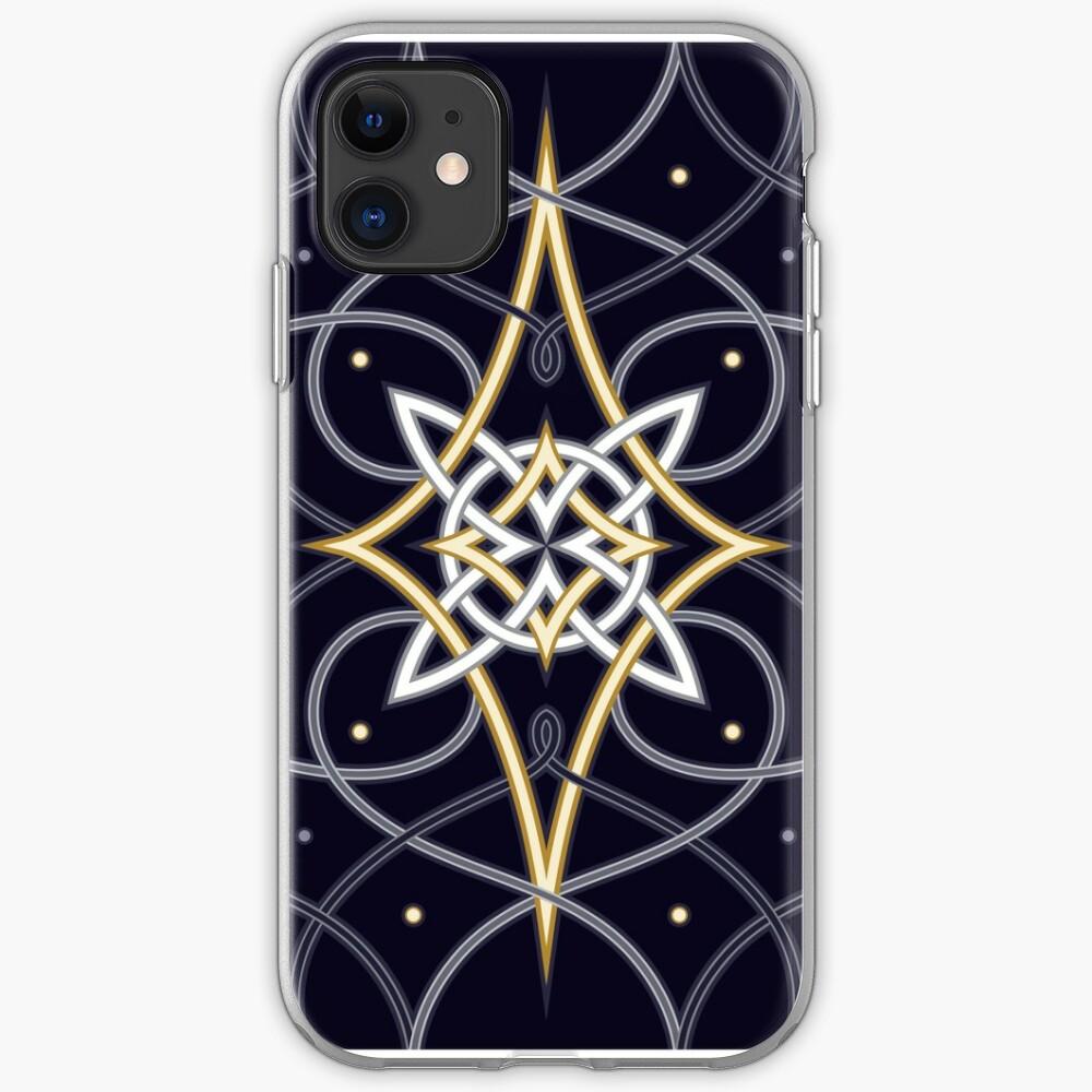 Ostara Tarot Card Design 3 iPhone Case & Cover
