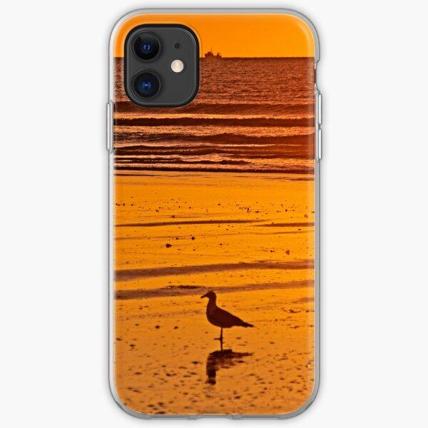 deGull's Golden Journey iPhone Soft Case