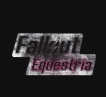 Fallout Equestria Title - Old Version