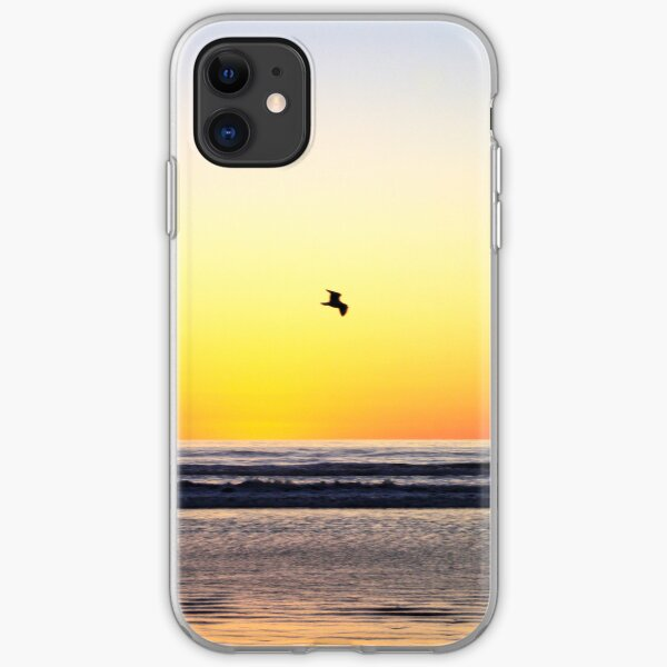 deGull - Come Fly With Me iPhone Soft Case