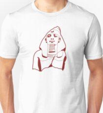 Rameses II (Crimson) Unisex T-Shirt
