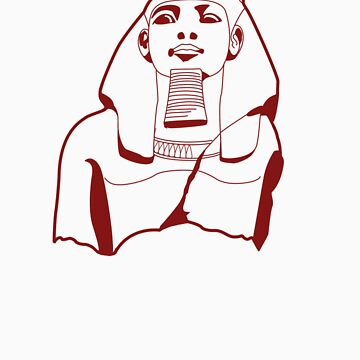 Rameses II (Crimson) by emiweb