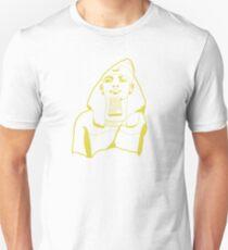 Rameses II (Yellow) Unisex T-Shirt