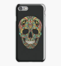 Ethno skull iPhone Case/Skin