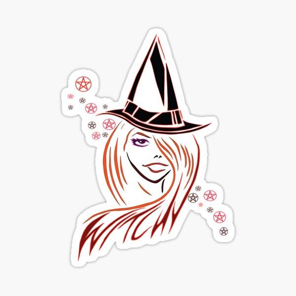 Witchy Sticker