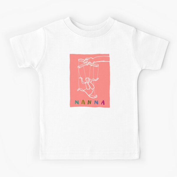 Nanna - the puppet Kids T-Shirt