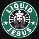Liquid Jesus by shpshift