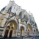 Cathedral of Saint John The Divine by photographist