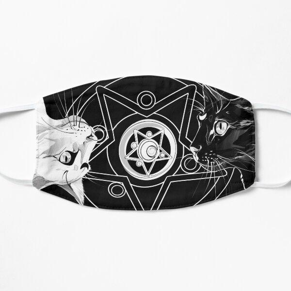 Gothic Cats  Flat Mask
