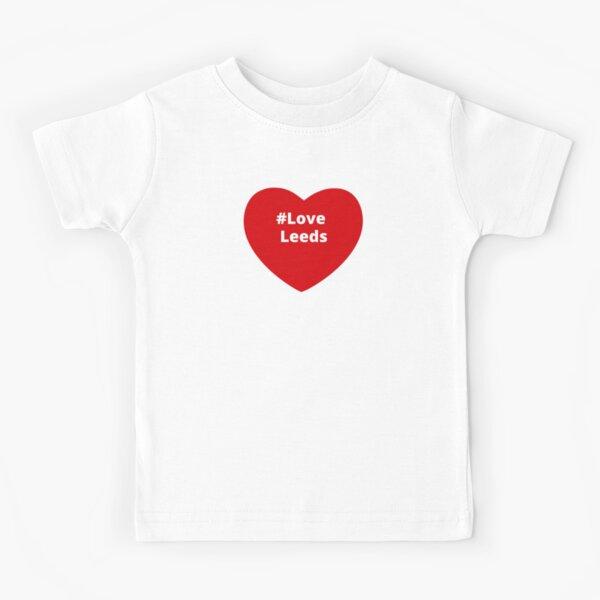 I Love Heart Harrogate Kids T-Shirt