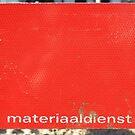 Temporary Amsterdam - Materiaaldienst by Marjolein Katsma