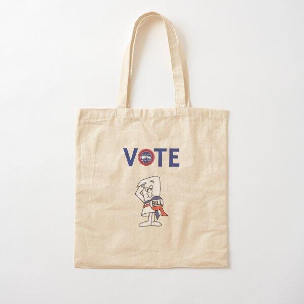 vote Cotton Tote Bag