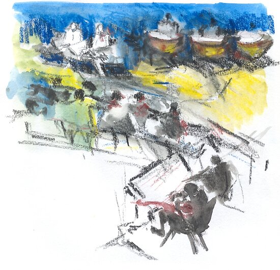Orchestra by Maxine Dodd