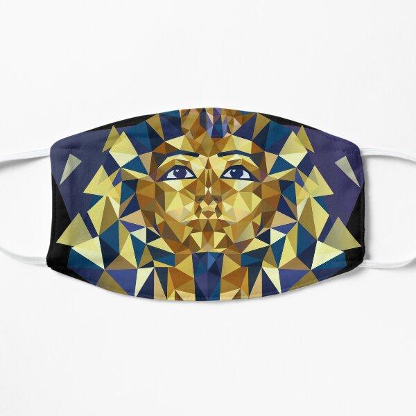 Golden Tutankhamun Flat Mask