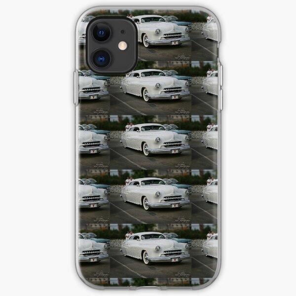 The White Merc iPhone Soft Case