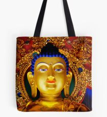 Tibetan Buddha  Tote Bag