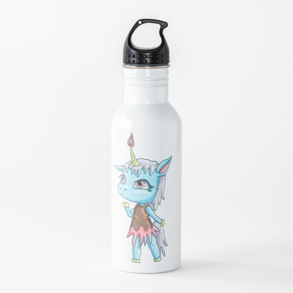 Animal Folk: Judy The Birthday Unicorn Water Bottle
