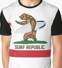 Surf Republic Graphic T-Shirt