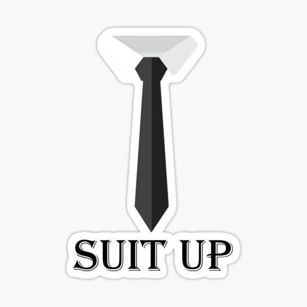 Suit Up - How I Met Your Mother Sticker