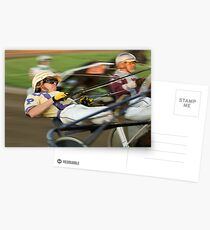 Harness Racing Postcards